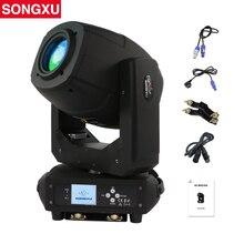Projecteur de lumière avec tête mobile 230W LED Lyre, éclairage de scène pour DJ en fêtes et boîtes de nuit SX MH230A