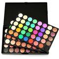 Shimmer Matte Eyeshadow Palette Set Kit de Maquiagem Sombra de Olho profissional 120 Cores Cosméticos