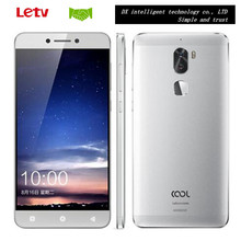 LETV Cool 1 Dual 4G LTE Smartphone 5.5″ FHD Snapdragon652 Octa Core 13MP Dual Cameras 3GB RAM 32GB ROM Fingerprint ID Cell Phone