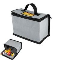 RC 배터리 충전을위한 내화성 RC LiPo 배터리 안전 가방 안전 가드 충전 자루 20x170x28mm