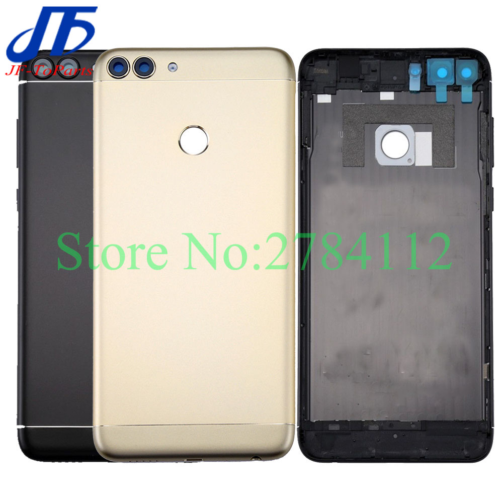 10Pcs Battery Cover Replacement For Huawei Enjoy 7S P Smart Back Housing Rear Door Case Repair