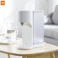 Xiaomi VIOMI APP Control 4L dispensador de agua caliente instantáneo inteligente Indes de Calidad de Agua calentador de leche para bebés hervidor de agua