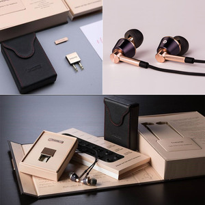 Image 3 - オリジナルxiaomi E1001 1 よりトリプルドライバin 耳イヤホンインラインマイクとリモートiosをiphone xiaomiサムスン