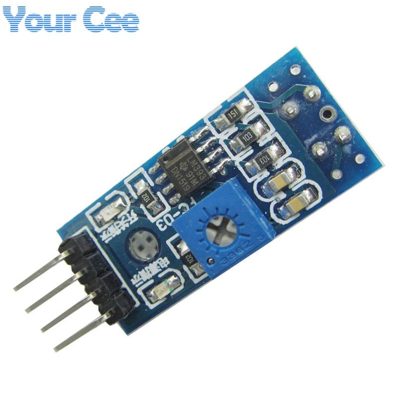 10 pcs Infrared Obstacle Avoidance <font><b>Sensor</b></font> <font><b>Module</b></font> Tracing <font><b>Module</b></font> Electrcal <font><b>Switch</b></font> for Arduino Electronic Car <font><b>DIY</b></font>
