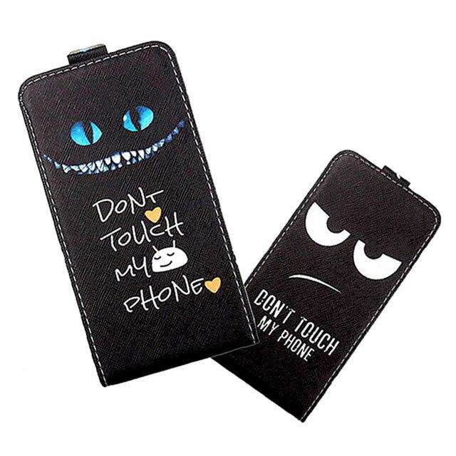 official photos 08e6f b2a52 For Micromax YU Yunique Plus Yuphoria Yureka Plus Yureka S Yutopia Phone  case Painted Flip PU Leather Holder protector Cover