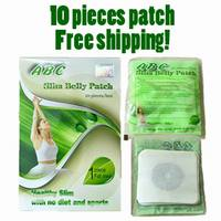 2 Boxes Supply ABC Slimming Belly Patch Magnetic Diet Pad Lose Weight Fast Burn Fat