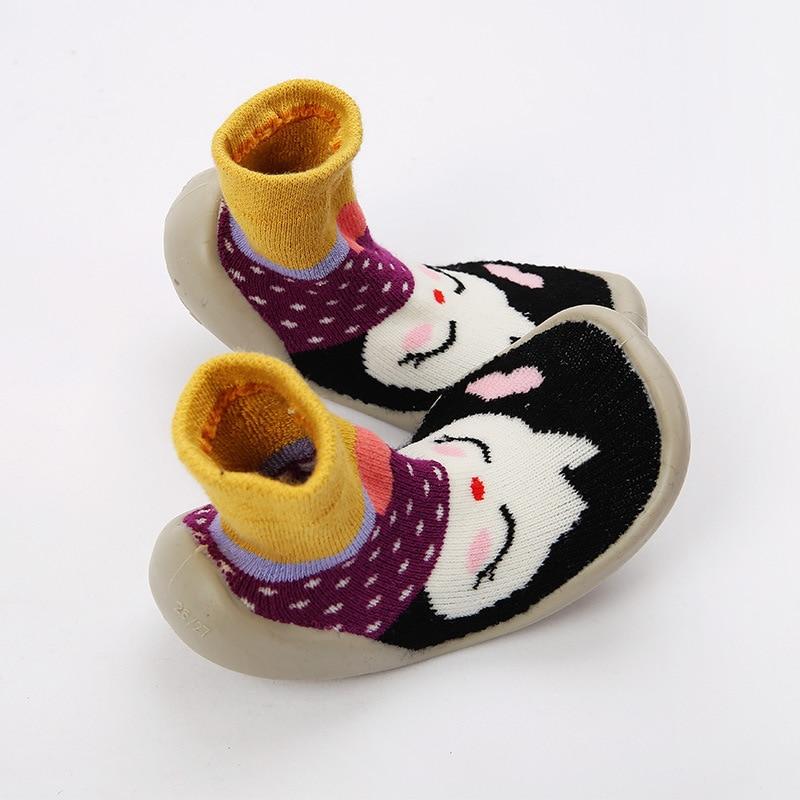 Joyo roy Kinder rutschfeste Boden Schuhe 0-2 Jungen Mädchen Baby - Babyschuhe - Foto 4