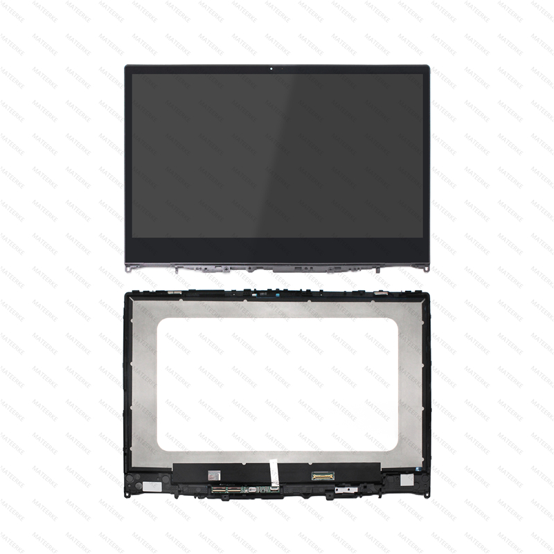 14 FHD LED LCD Touch Screen Assembly With Frame for Lenovo IdeaPad Flex 6-14IKB 5D10M42862