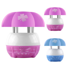 USB LED Electric Mosquito Repellent Fly Insect Repeller Killer Catcher Trap Electric Shock Mosquito Killing Lamp Light BugZapper