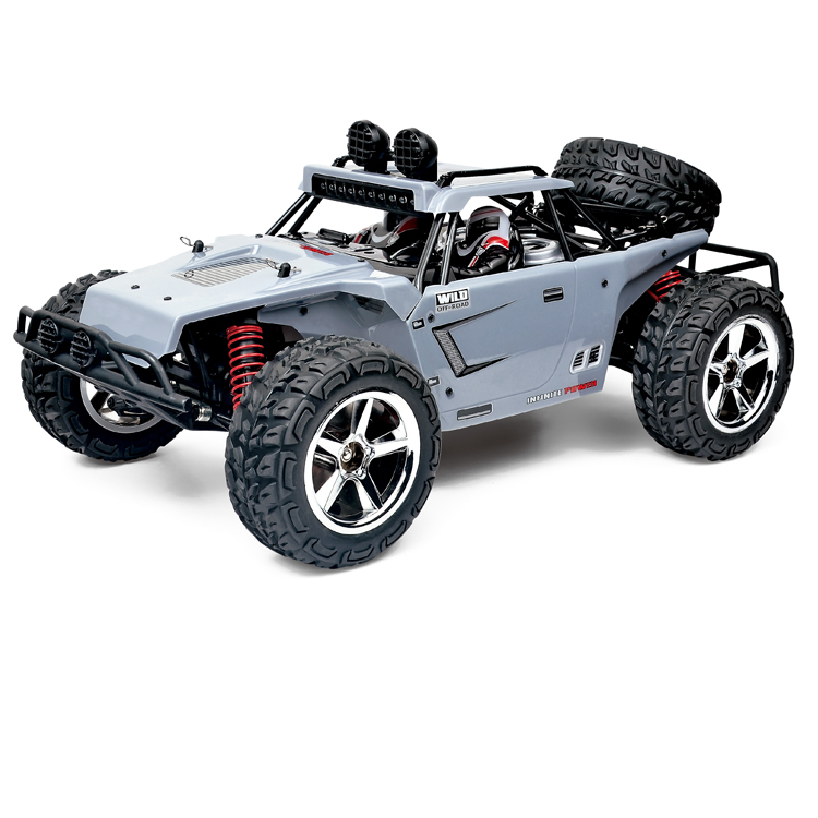 Remote Control Vehicle 1:12 Full Proportion 2.4GHZ 4wd High Speed Vehicle Bring Lighting Desert Cross-country RTG rc dirt car top high speed full teeth piston