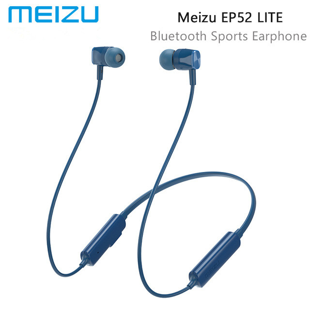 Original Meizu EP52 Jugend Version Bluetooth Headset Wireless Sport Ohrhörer Wasserdichte Mikrofon Volume Control Super <font><b>Batterie</b></font> image