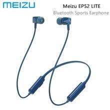 Оригинальный Meizu EP52 Молодежная версия Bluetooth гарнитура Беспроводные спортивные наушники водонепроницаемый микрофон Регулятор громкости супер батарея