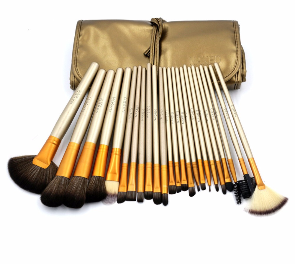 Makeup Brushes 24PCS High Quality Makeup Brush Set Eyebrow Shadow Powder Foundation Brush Kit Full Professional