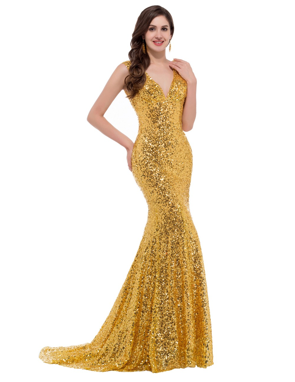 Online Get Cheap Gold Mermaid Dress Lace -Aliexpress.com | Alibaba ...