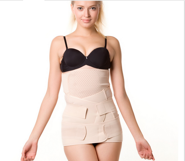 813ef8b2bfa Postpartum Belly Recovery Belt Invisible Tummy Wrap Corset Post Pregnancy  Girdle Maternity Belt support