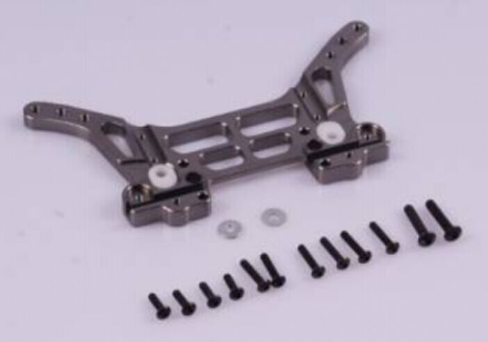 цена на CNC alloy Rear shock bracke For 1/6 FG Monster Hummer Truck ROVAN Big Monster rc car parts