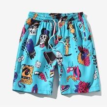 2019 Men's Shorts Beach Short De Bain Be