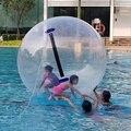 Горячая продажа надувной водный Зорб мяч для детей и взрослых 1 0 мм ТПУ водный ходячий мяч продвижение 1 5 м/2 м Dia человеческий хомяк мяч