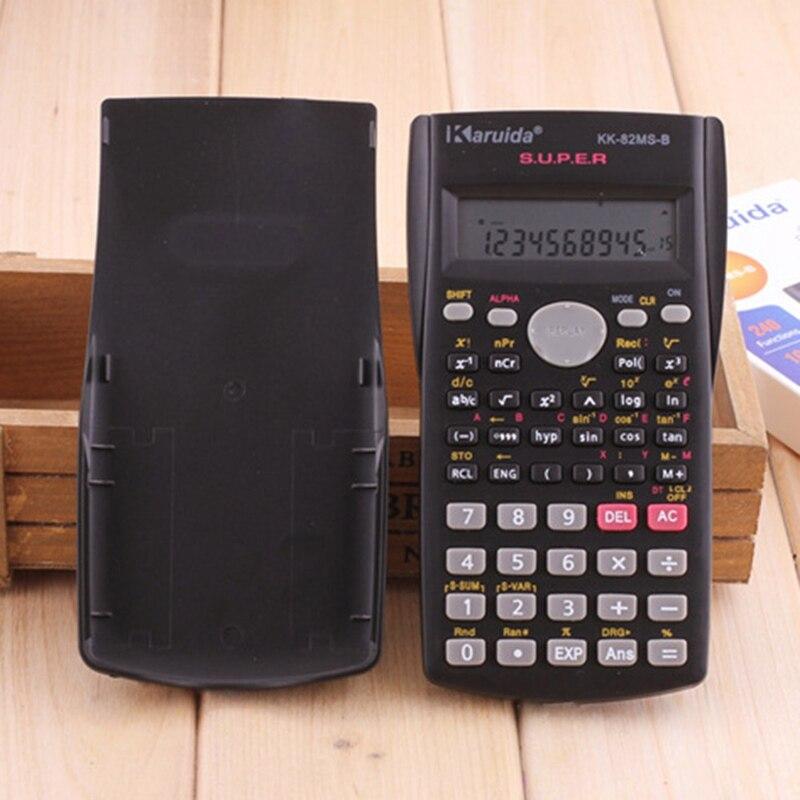 Портативный многофункциональный научный калькулятор Портативный многофункциональный калькулятор для преподавания математики