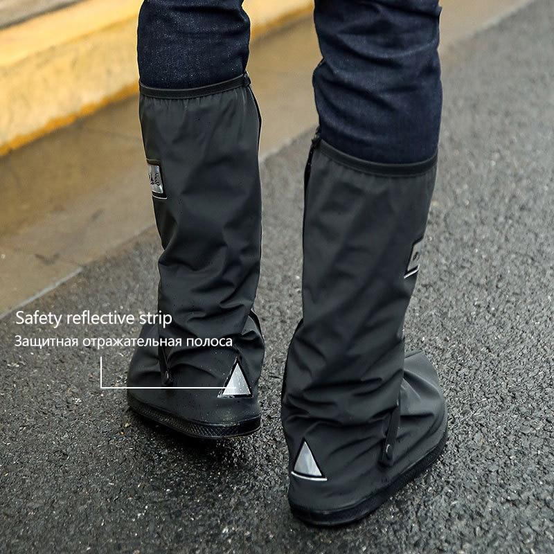 Schuhzubehör Dynamisch Wiederverwendbare Wasserdichte Schuh Abdeckungen Für Motorrad Radfahren Bike Boot Regenbekleidung Für Schuhe Für Walking In Creek Regnerischen Und Schneit Tag