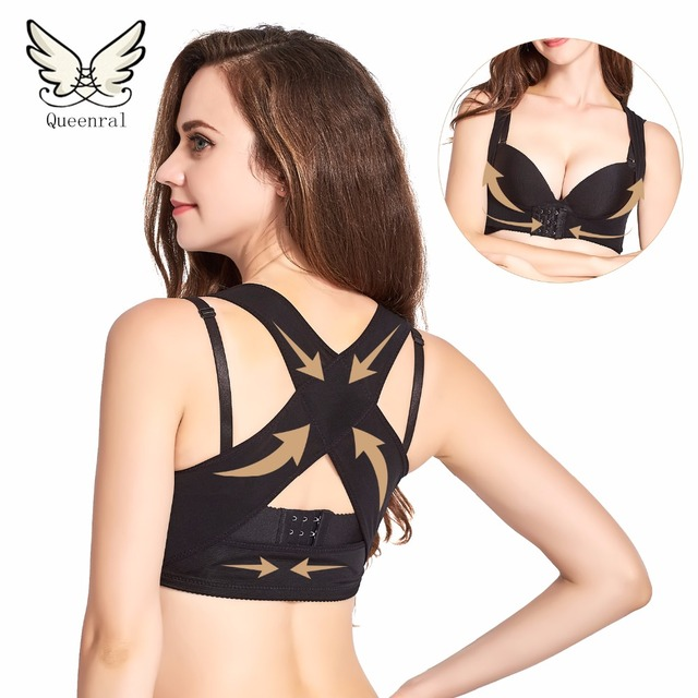 6211dbda08ced Chest Orthoses Breast Care Gather Adjustable Underwear Body Humpback  Rehabilitation Tape Bra Corset Back Corrector Shapers