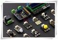 Módulos de sensor de Inicio Kit para Intel Edison/Galileo, incluye IO tarjeta de expansión sensor V7 + Tecla LCD Tarjeta de Expansión + Otros Sensores, etc