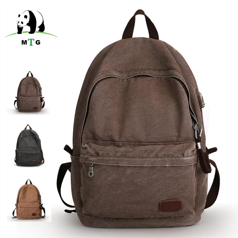 цена на MTG Fashion Men and Women Backpack Canvas Travel Bags Rucksack Designer School Bags Laptop Bags High Capacity Backpacks Mochilas