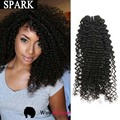 Summer Sale 5A Brazilian Virgin Hair Kinky Curly Women Wigs Cheap 1 Bundle Afro Curly African Hairstyles Mocha Hair Spial Curls