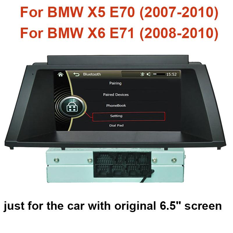 car dvd for bmw e70
