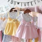 Striped Girls Dress ...