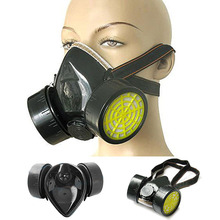 Anti Dust Paint Respirator Mask Chemical Gas Facial Masks Accessories SD998