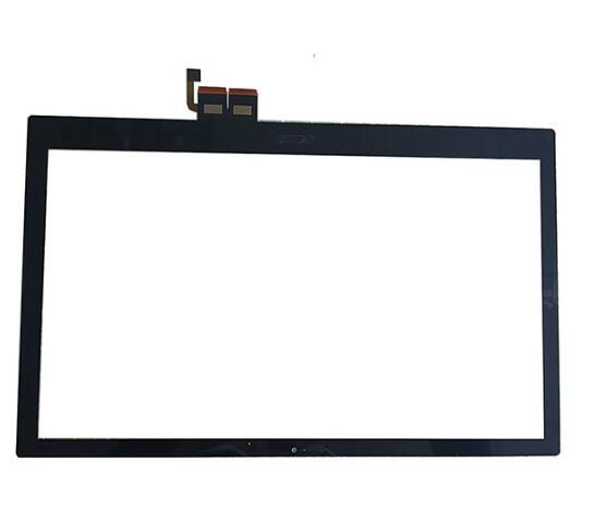 Laptop touch For Acer Aspire V5-571 V5-571P V5-571PGB digitizer touch screen touchscreen glass replacement repair panel fix part new 15 6 touch screen digitizer glass replacement for acer aspire v5 531p v5 531p 4129 frame