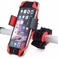 Bicicleta Soporte para Teléfono Universal de La Motocicleta Del Montaje Del Manillar Holder Banda de Silicona Soporte Para el iphone para Samsung para GPS