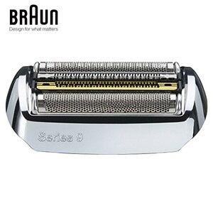 Image 3 - Braun Afeitadora eléctrica de 92s, Serie 9 hoja de afeitar, Cassette de cabezal de repuesto de lámina y cortador, 9030s, 9040s, 9050cc, 9090cc, 9095cc