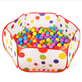 Outdoor Fun & Sports Lawn Tent Kids Play Game House Tent Pool Children Tent Ocean Ball Pool Baby Educational Toys 90cm*51cm*38cm