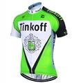 2016 SaxoBank Tinkoff Pro Ropa Ciclismo Bike uniform Rock Bicycle Wear MTB Cycling Clothing Flour Green Racing Cycling Jersey