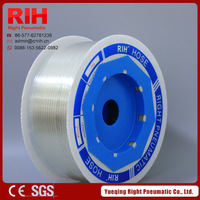 RIH Pneumatic Pu Pipe White Color 8 5mm China Factory