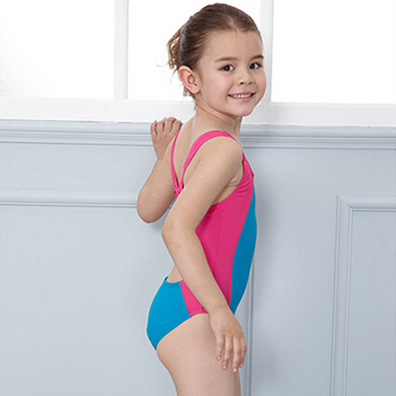 d8926259801d1 Funfeliz Girls Sport Swimsuit Kids bathing suit infantil One Piece swimwear  for girls bathers Children lovely Swimming Suit 3 10-in Children's  One-Piece ...