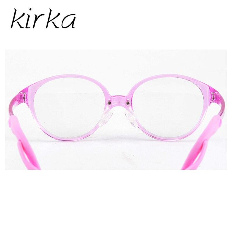 Image 5 - Кирка рамка для детских очков гибкие фиолетовые очки модные детские оправы для девочек оптические очки-in Мужские очки кадры from Аксессуары для одежды on AliExpress - 11.11_Double 11_Singles' Day