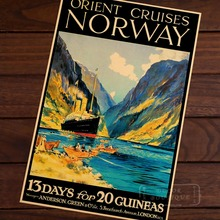 Popular Norway MapBuy Cheap Norway Map Lots From China Norway Map - Norway map poster