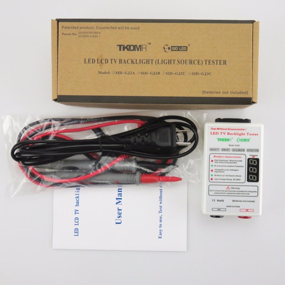 TKDMR kimenet 0-330V LED-es lámpagyöngyök - Mérőműszerek - Fénykép 2