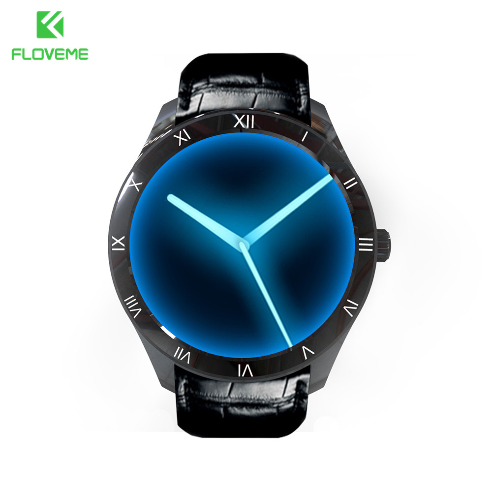 Floveme bluetooth smart watch android 5.1 soporte gps tarjeta sim inteligente di