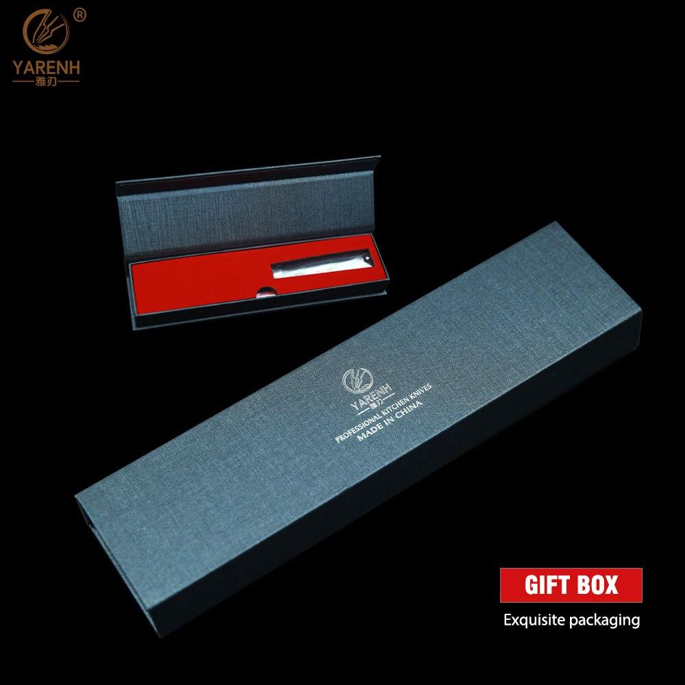 Yarenh 5 Vg10 Damaskus Stahl Japanischen Steak Messer Mit Farbe