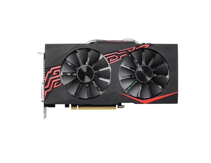 ASUS GTX1060-6G GDDR5 computer game graphics card used 90%new image