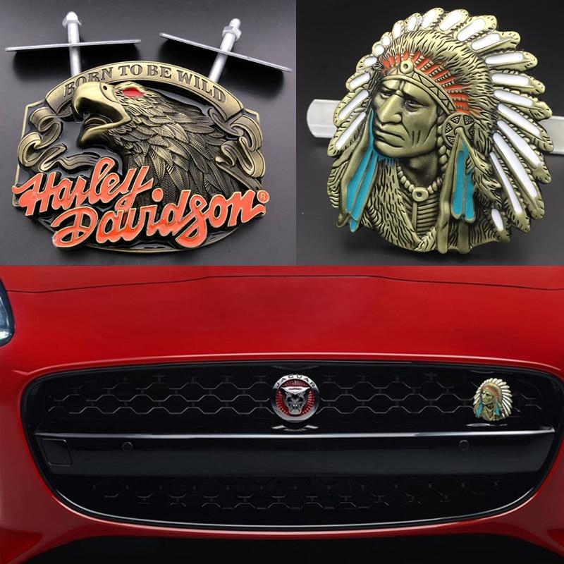 Honda Emblem Grille Genuine Accessories 2009-2011 Civic Replacement Badge Logo