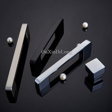 Elegant 10PCS Zinc Alloy European Cabinet Handles Cupboard Wardrobe Drawer Cabinet Kitchen Door Pulls Furniture Handles & Knobs classic black 10pcs european solid zinc alloy kitchen cabient door handles cupboard wardrobe drawer cabinet pulls handles