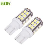 100pcs/lot Car T10 w5w led 30smd W5W led 168 194 t10 30led 1206 SMD Bulb Lamp White Color Indicator Light