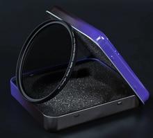 Wtianya SLIM Xs-pro1 digital Circular Polarizer cpl 67 77mm ultra-thin 37 40.5 43 46 49 52 55 58 62 72 82mm c-polarized filter