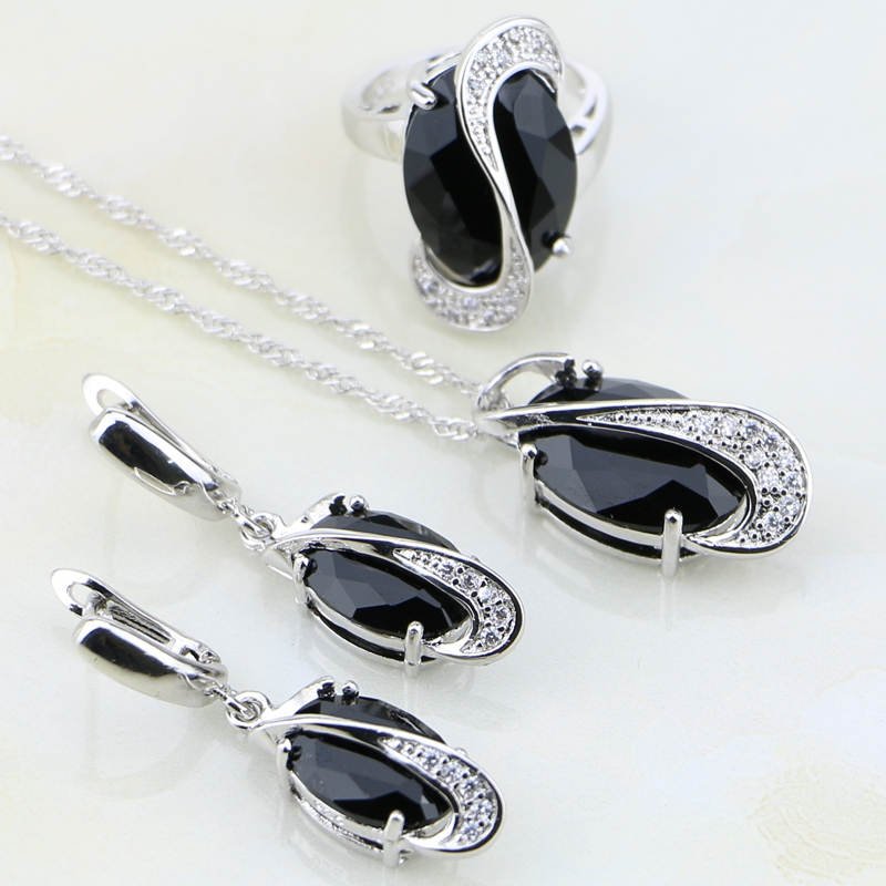 925 Sterling Silver Oval...