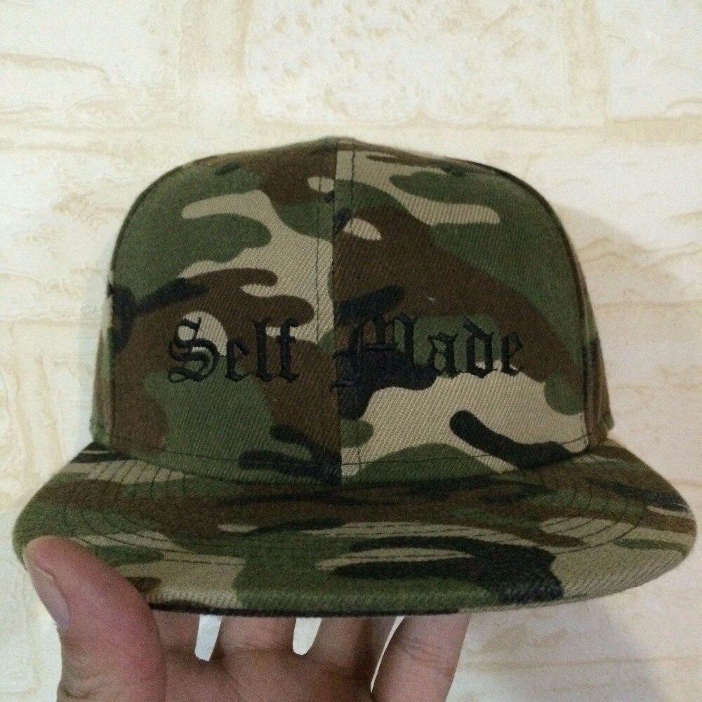 Custom Snapback Hat Acrylic Baseball Cap Flat Visor Embroidery 6 Panels  Hats Adult Kids Personalized Gifts T Caps